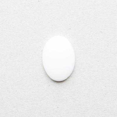 Chabochon oval