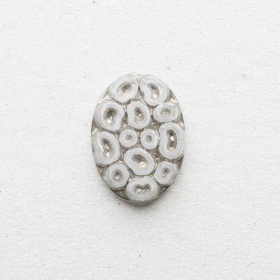 Schmuckstein oval 1407-1