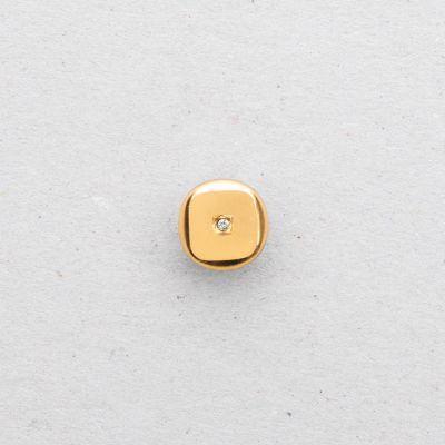 Glasknopf Quadrat