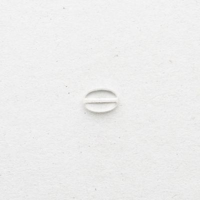 Perle oval